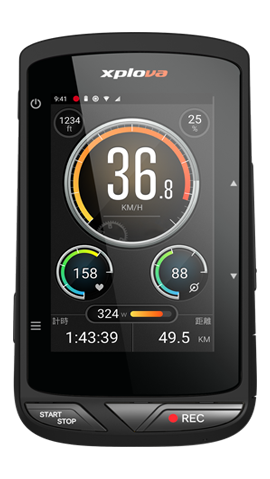 全球首款智慧拍攝車錶 X5